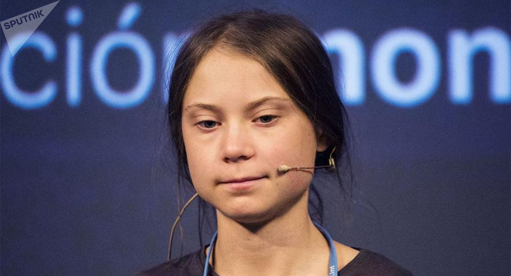 瑞典環保女孩為自己要把政治家「逼到牆角」的言論道歉