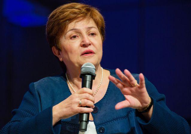 克里斯塔利娜·格奧爾基耶娃