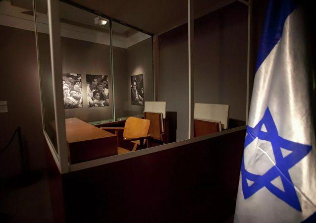 以色列摩薩德的展覽