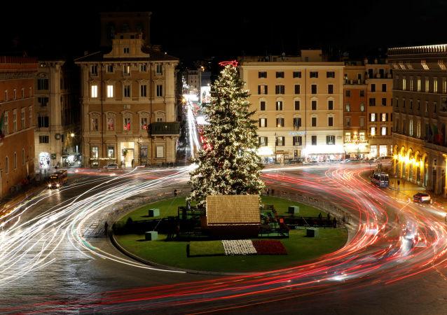 意大利將在全國性防疫封鎖中迎接聖誕新年