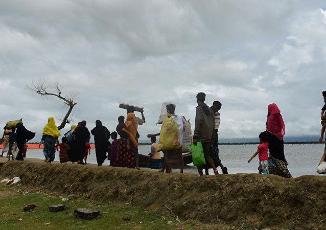 緬甸對自己被控對羅興亞人實施種族滅絕給予了有利反駁