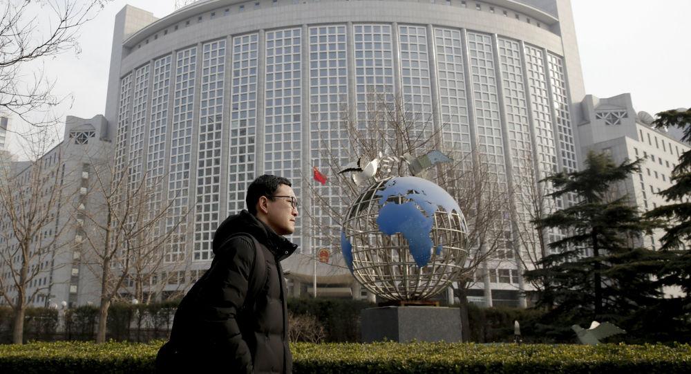 中國外交部:中方對伊朗新冠肺炎病故者表示哀悼