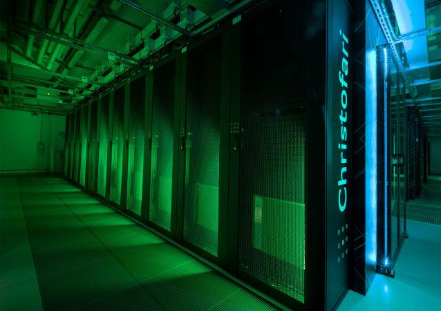 美國為研發新冠肺炎疫苗聯結超級計算機
