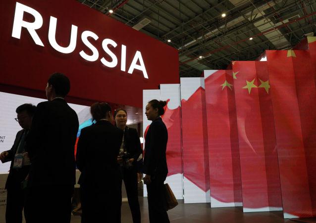 新冠疫情展示俄中兩國高水平合作