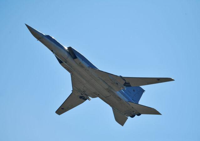 俄圖-22M轟炸機