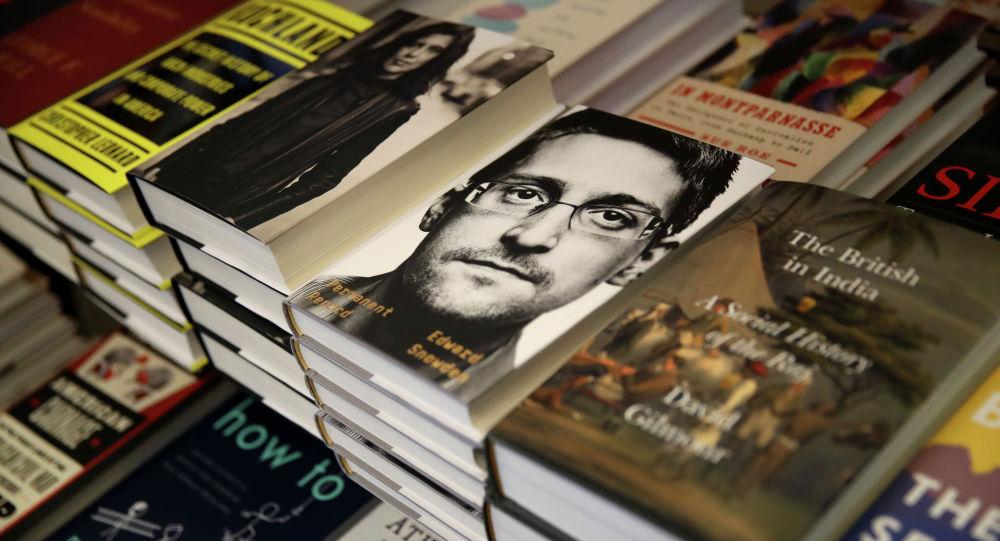 斯諾登同意從售書和演講收入中向美國政府支付500萬美元