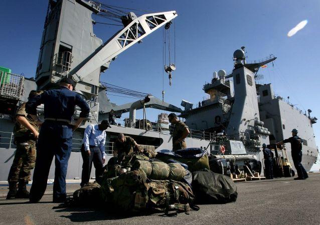 美國希望加強駐西班牙羅塔海軍基地兵力