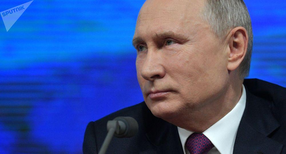 普京談西方企圖改寫歷史:竭盡全力讓真相不被忘記
