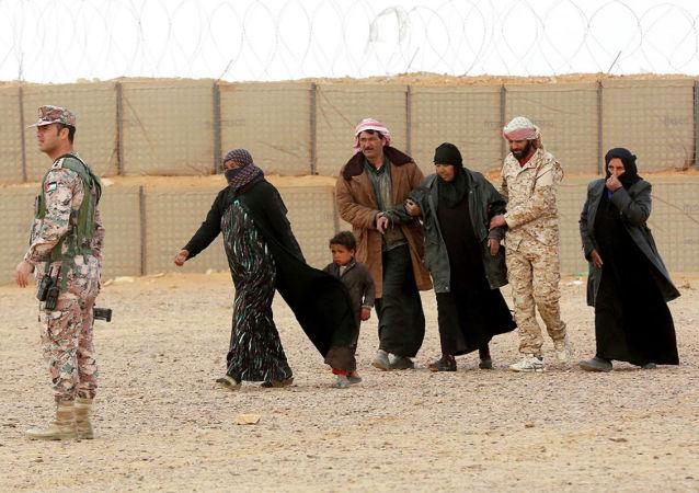 460多名難民過去一天內從黎巴嫩返回敘利亞