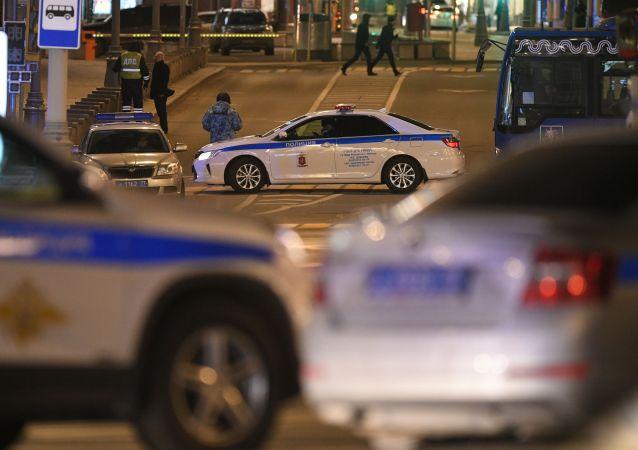 俄偵委:莫斯科市中心槍擊事件五名傷者中有一名為平民