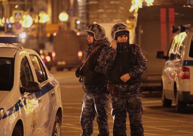 莫斯科槍擊案已經交付俄偵委中央機關進一步調查