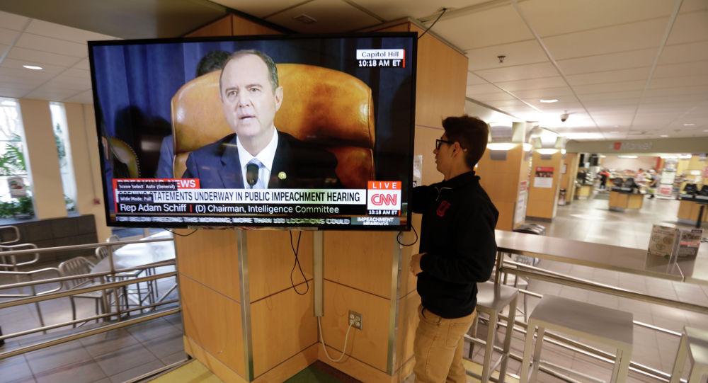 媒體:約1500萬人通過電視觀看彈劾案表決