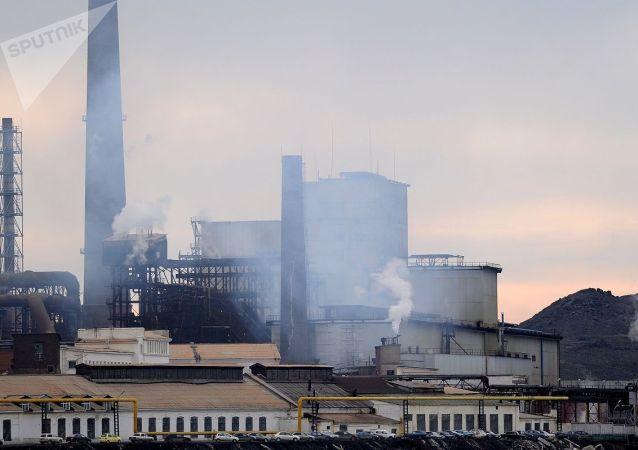 俄克拉斯諾亞爾斯克實施一級危險「黑色天空」狀態