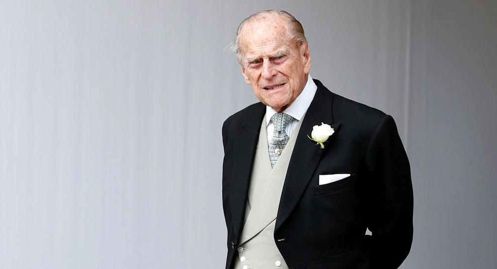 英國女王的配偶菲利普親王