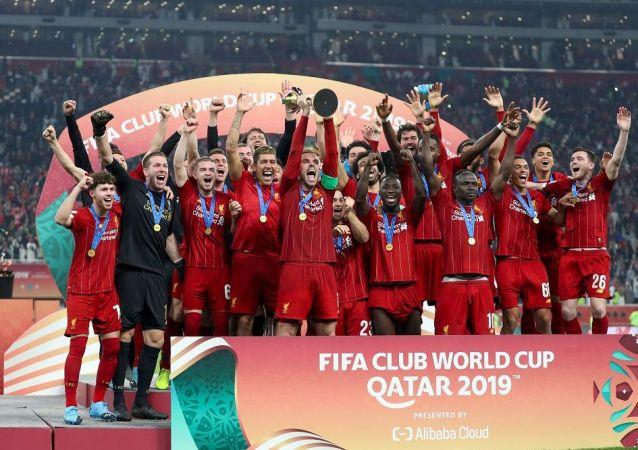 利物浦隊歷史上首次在國際足聯俱樂部世界杯中獲勝