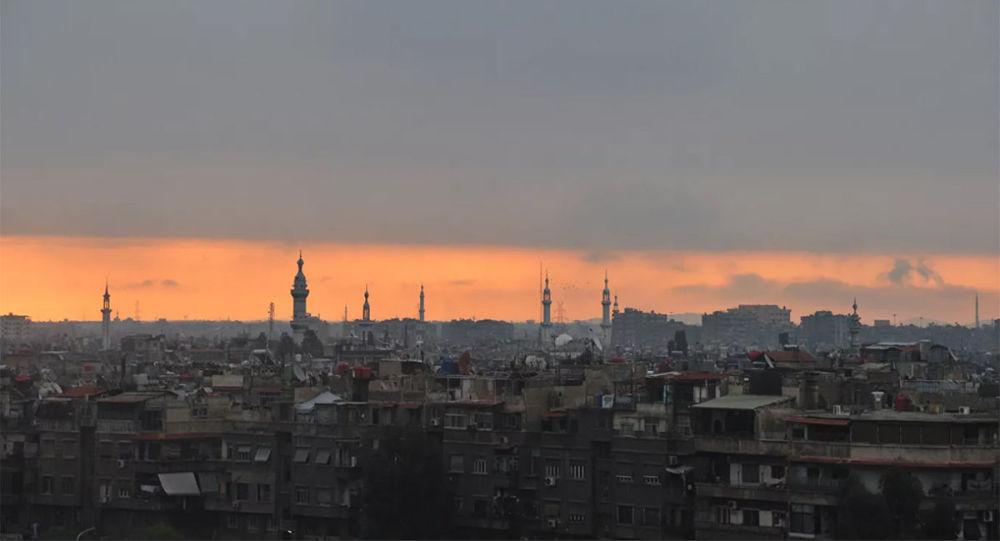 敘利亞首都市中心發生爆炸 有人受傷