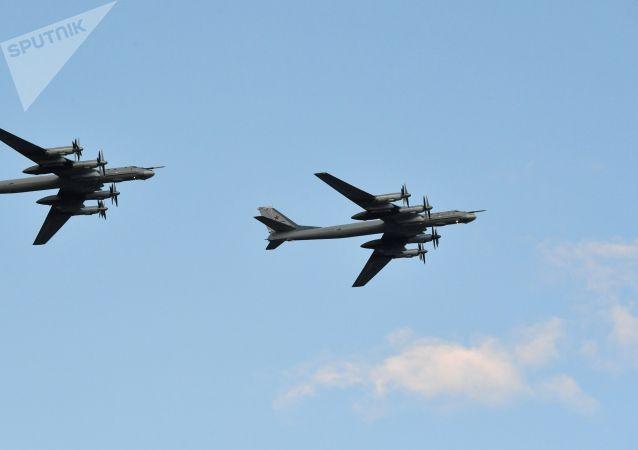 俄戰略轟炸機