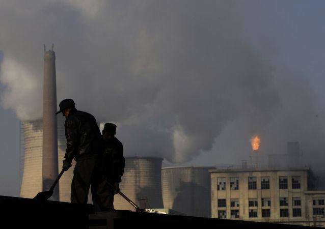 報告:中國溫室氣體排放量超過發達國家總和
