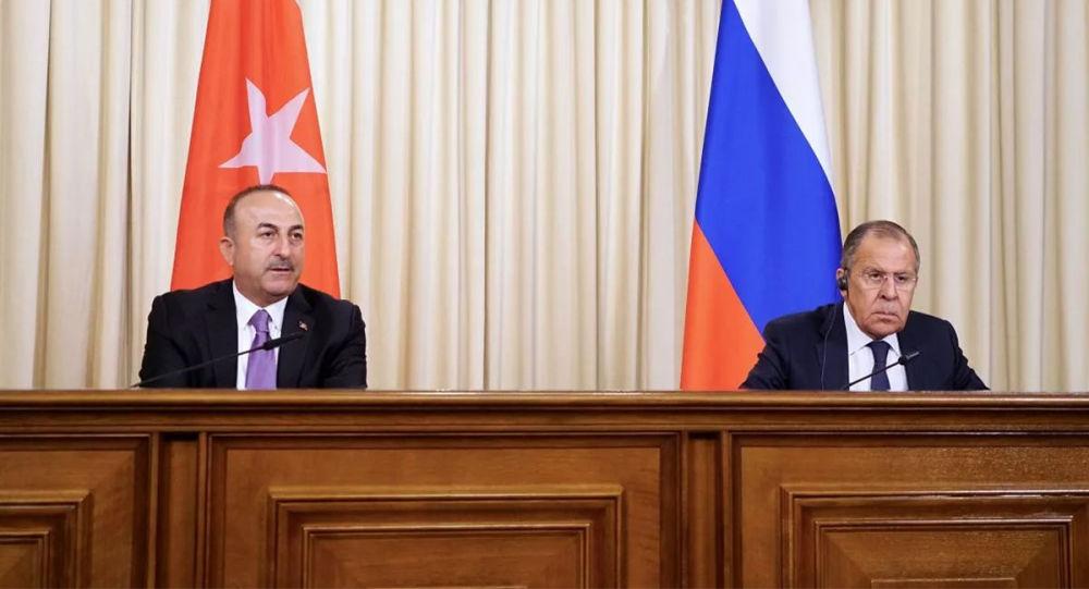 俄土外長通電話討論敘伊德利卜和利比亞局勢