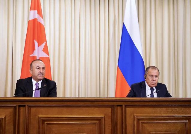 俄外長:俄羅斯與土耳其關係良好不意味著兩國應事事意見一致