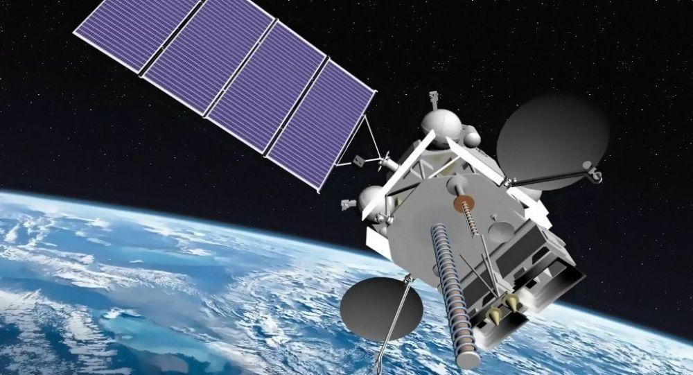 俄羅斯「電子-L」氣象衛星