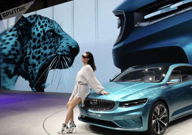 吉利博越成為在俄最受歡迎的中國汽車