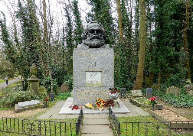 馬克思墓地