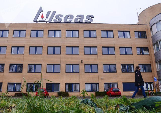 瑞士公司 Allseas