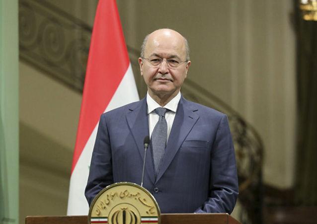 薩利赫總統