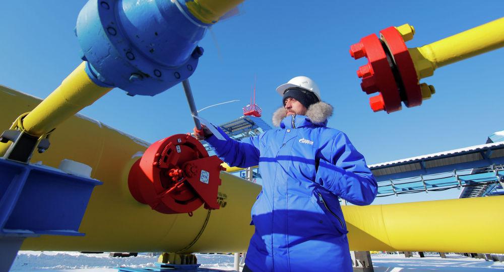 俄氣11月經「西伯利亞力量」對中國供氣量再超合同義務