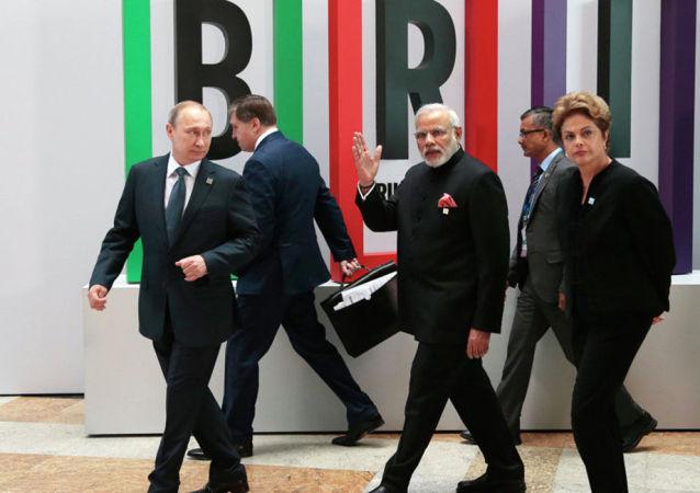 俄羅斯2020年擔任金磚國家輪值主席國期間計劃舉行約150場活動