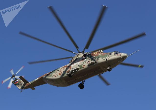 米-26運輸直升機