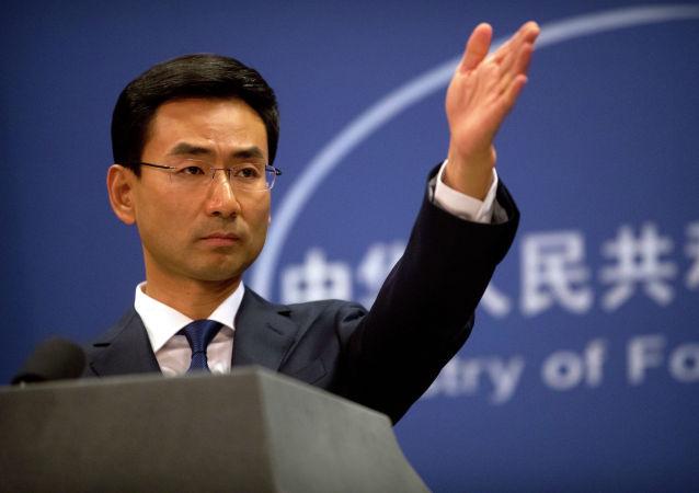 美禁止菲律賓官員入境後菲方反制 中國外交部:反對以任何藉口干涉他國內政
