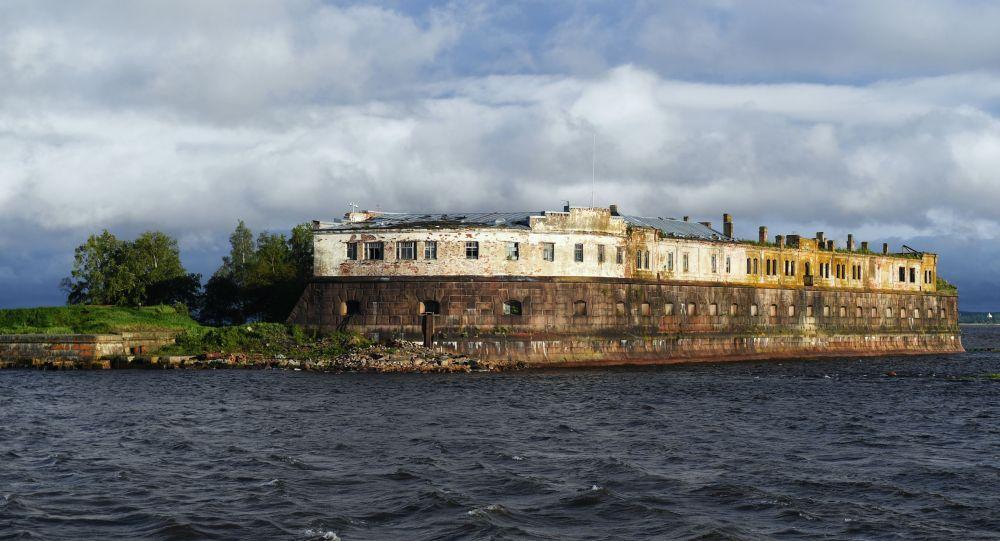 芬蘭灣克倫什洛特要塞