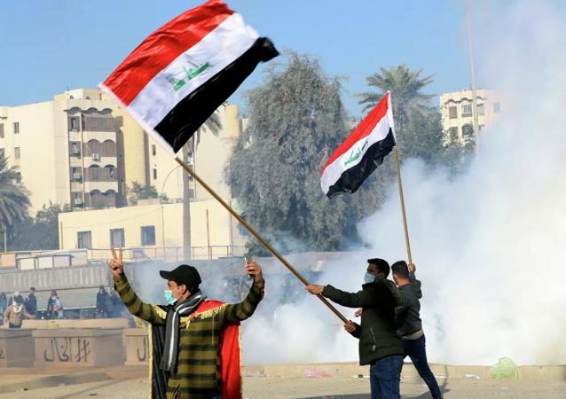 媒體:伊拉克軍隊否認巴格達以北塔吉地區遭空襲的事實