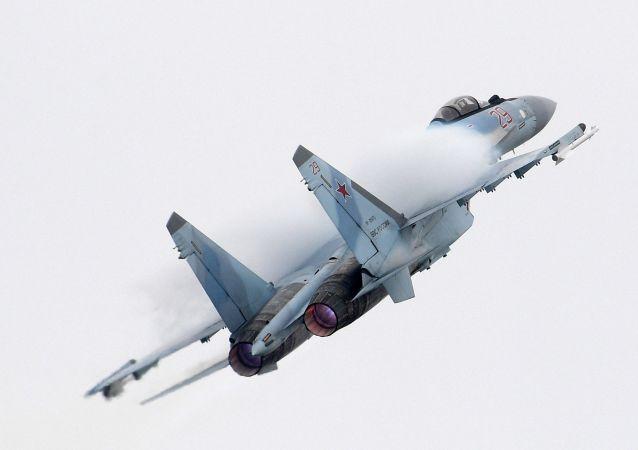 俄技集團:俄空天軍現裝備有大約70架蘇-35S戰機