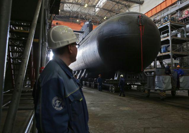 「拉達」潛艇的建造因供應商問題推遲
