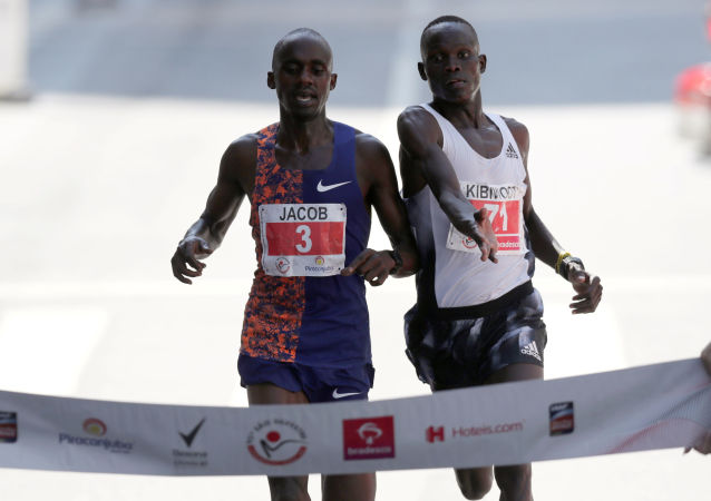 肯尼亞中跑運動員馬南戈伊因涉嫌違反興奮劑規定被停賽