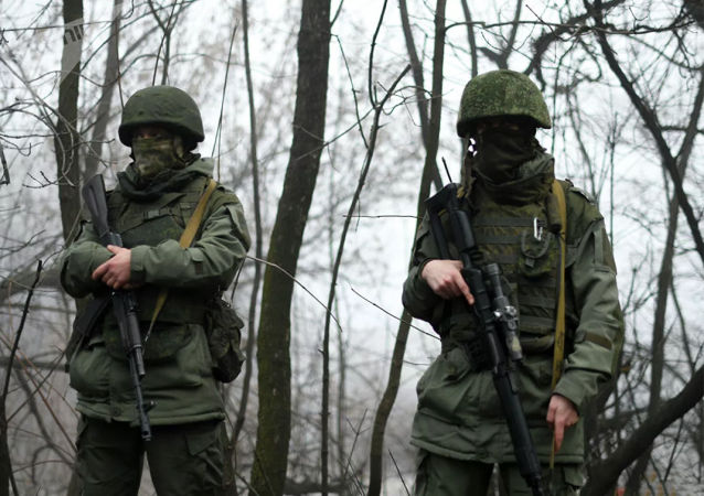 頓涅茨克人民共和國稱一名在戈爾洛夫卡附近死亡的破壞者是「美國的雇傭兵「
