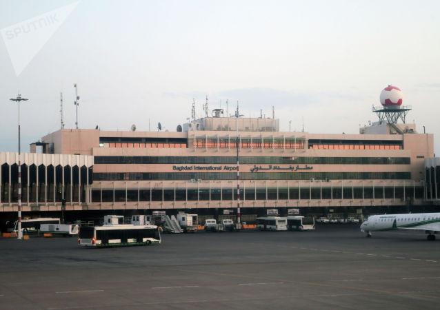 Международный аэропорт Багдад