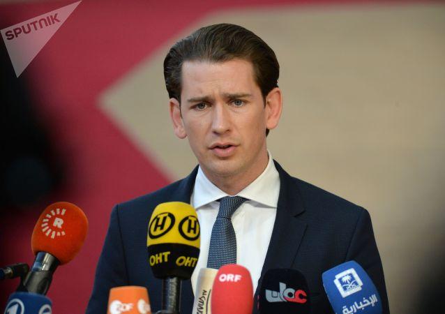 奧地利總理塞巴斯蒂安•庫爾茨