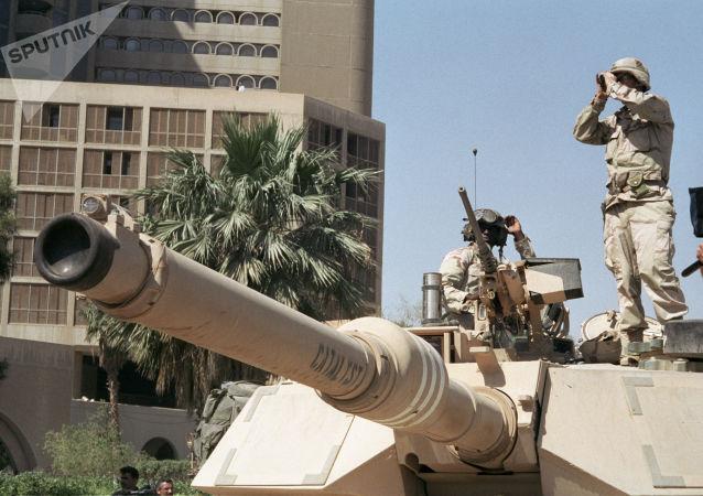 伊軍發言人:伊拉克限制駐伊美軍的行動自由
