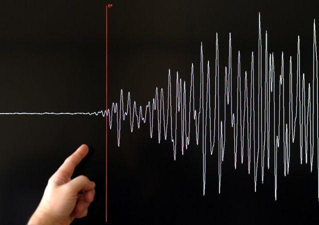 新疆發生6.4級地震