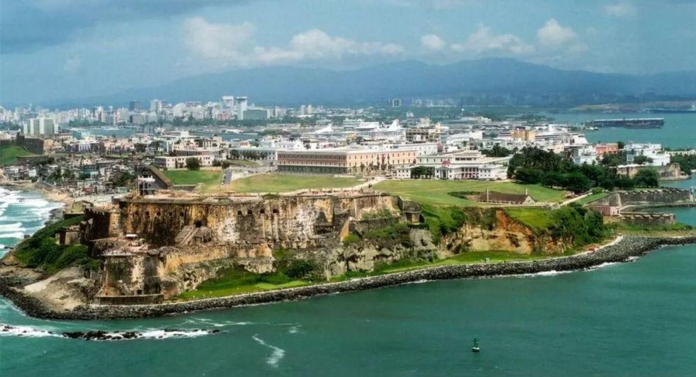 波多黎各首府聖胡安