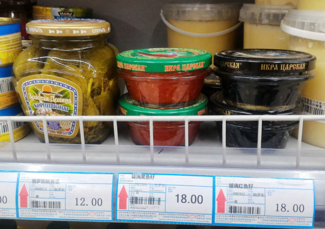 俄羅斯向中國供應農產品和各類食品的數量,從2014年的11億美元增加到2018年的25億美元
