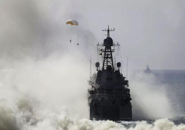 俄軍黑海艦隊發佈消息稱,俄海軍戰艦10年來將首次與北約國家在巴基斯坦海岸舉行聯合演習,時間定於2021年2月