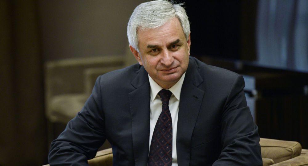 阿布哈茲總統哈吉姆巴