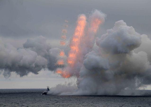 俄羅斯和埃及軍艦將於11月21日赴黑海舉行聯合演習
