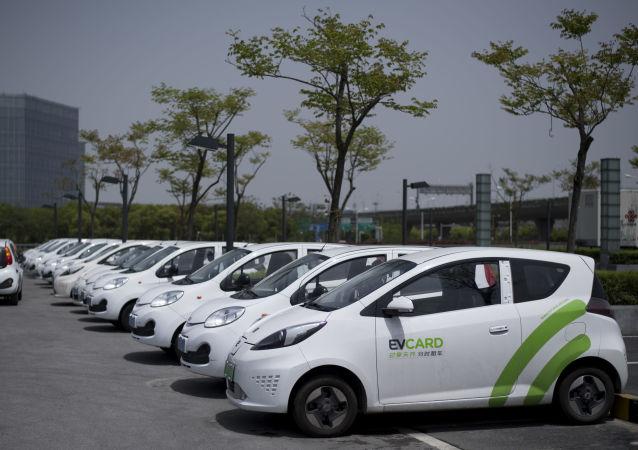 中國將繼續對電動汽車進行補貼