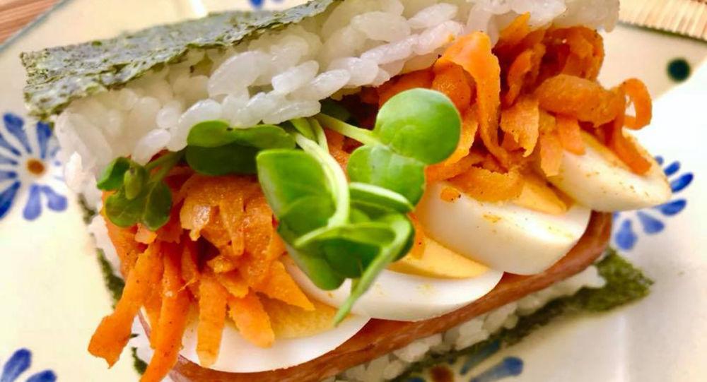 非同尋常的日本豬肉雞蛋三明治吸引數千名遊客紛至沓來